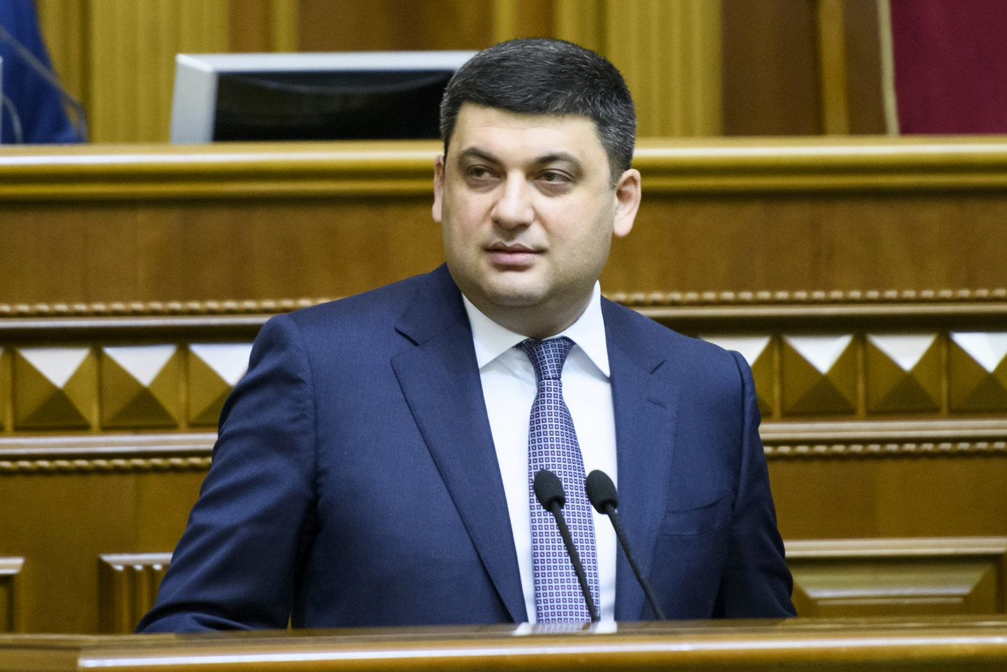 Володимир Гройсман: Разом повернемо відчуття гідності кожному українцю