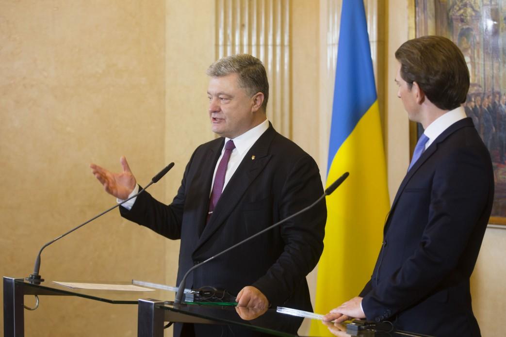 Миротворча місія під мандатом ООН на Донбасі може стати твердим гарантом досягнення миру – Президент