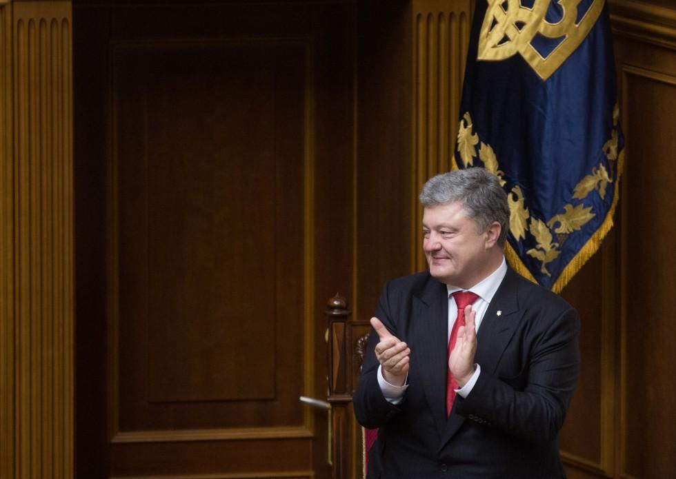 Це перемога України – Президент про ухвалення Закону про антикорупційний суд