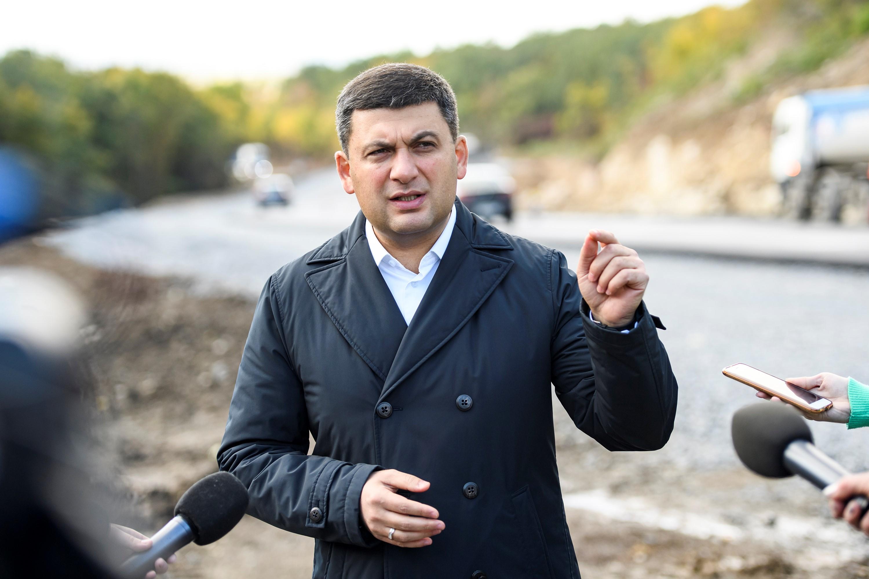 Уряд України проводить капітальний ремонт доріг