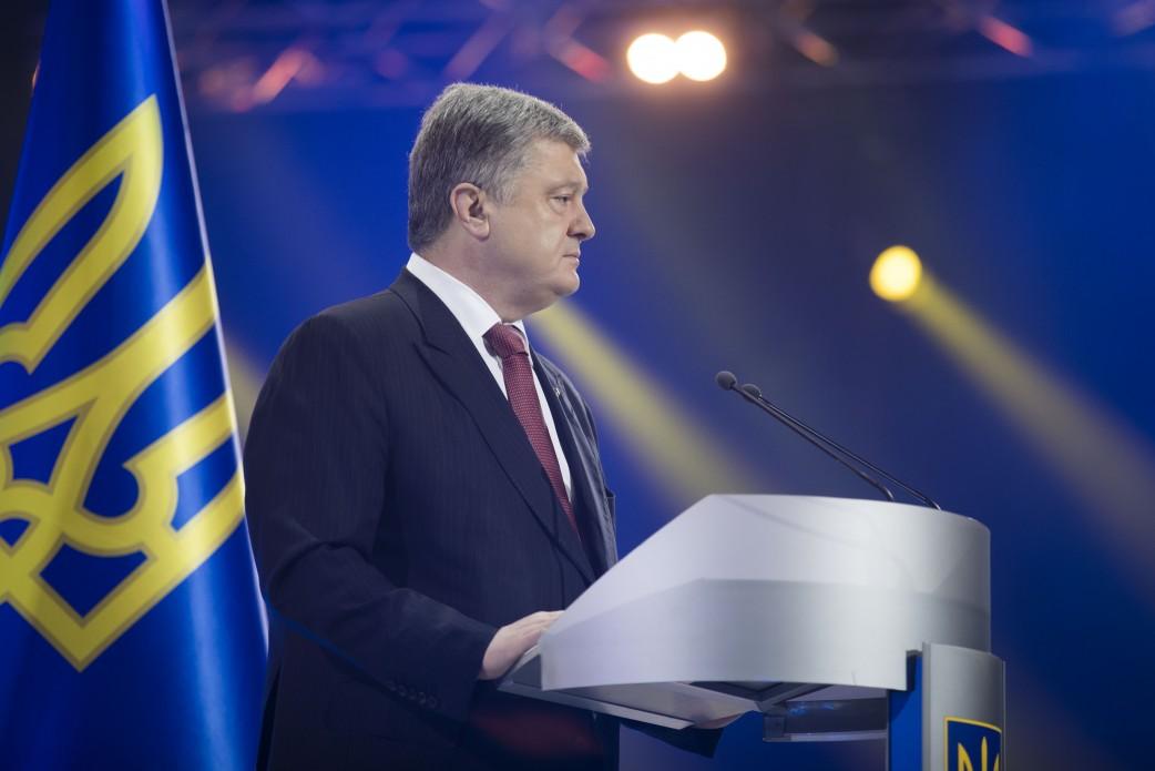 Глава держави: Гарантувати мир і свободу Україні, як і всім сусідам Росії, може лише членство в НАТО і ЄС