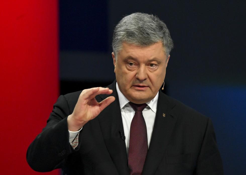 Вже в найкоротші терміни ми матимемо можливість ставити питання, щоб на українську землю прийшов мир – Президент