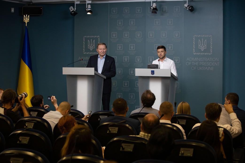 Україна не торгуватиме своєю територією та суверенітетом – Володимир Зеленський