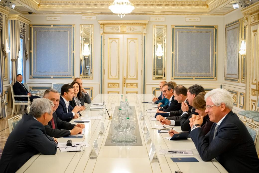Україна готова продовжувати та розвивати співпрацю з ЄБРР – Глава держави