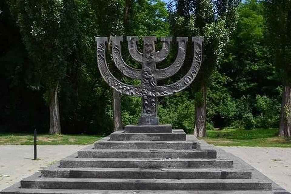 78-мі роковини трагедії Бабиного Яру: схиляємо голови в пам'ять жертв нацизму