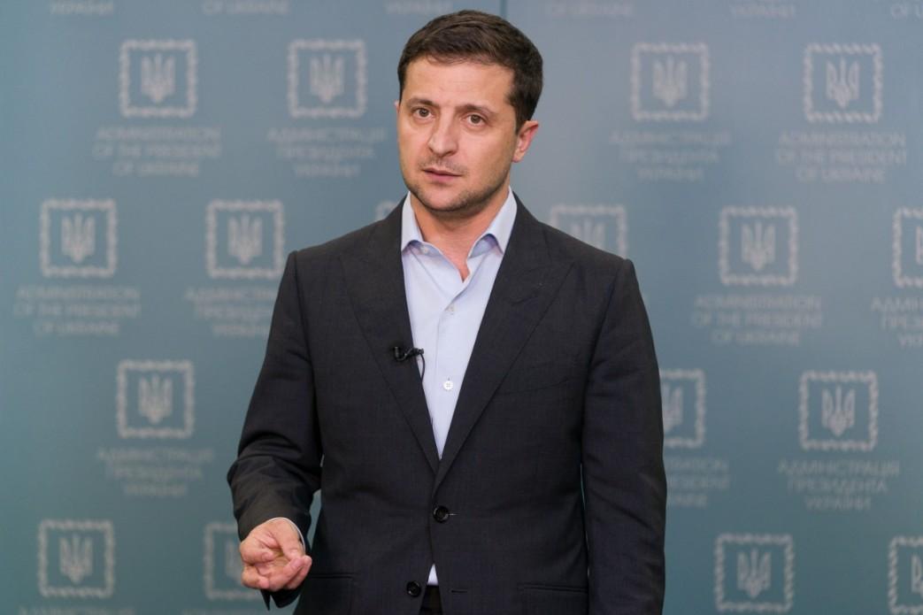 Звернення Президента України Володимира Зеленського