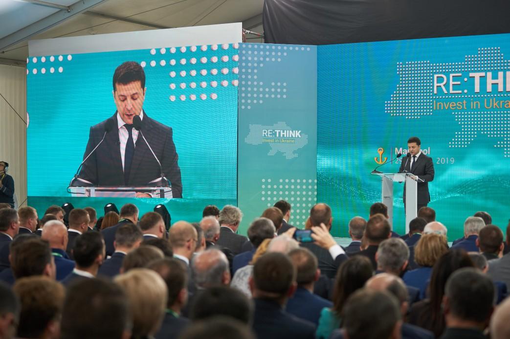 Україна повинна мати сильну позицію та підтримку для завершення війни на Донбасі дипломатичним шляхом – Глава держави
