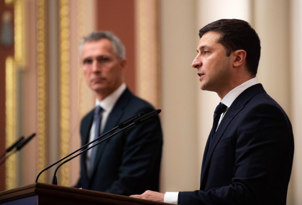 Україна та НАТО продовжать спільне зміцнення безпеки і стабільності у Чорноморському регіоні – Глава держави