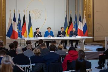Володимир Зеленський: Для мене найголовніша перемога – ми домовилися про звільнення за принципом «всіх на всіх» до 31 грудня