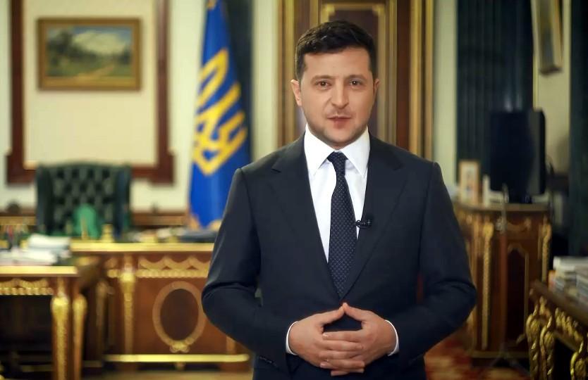 Звернення Президента України щодо протидії поширенню коронавірусної інфекції