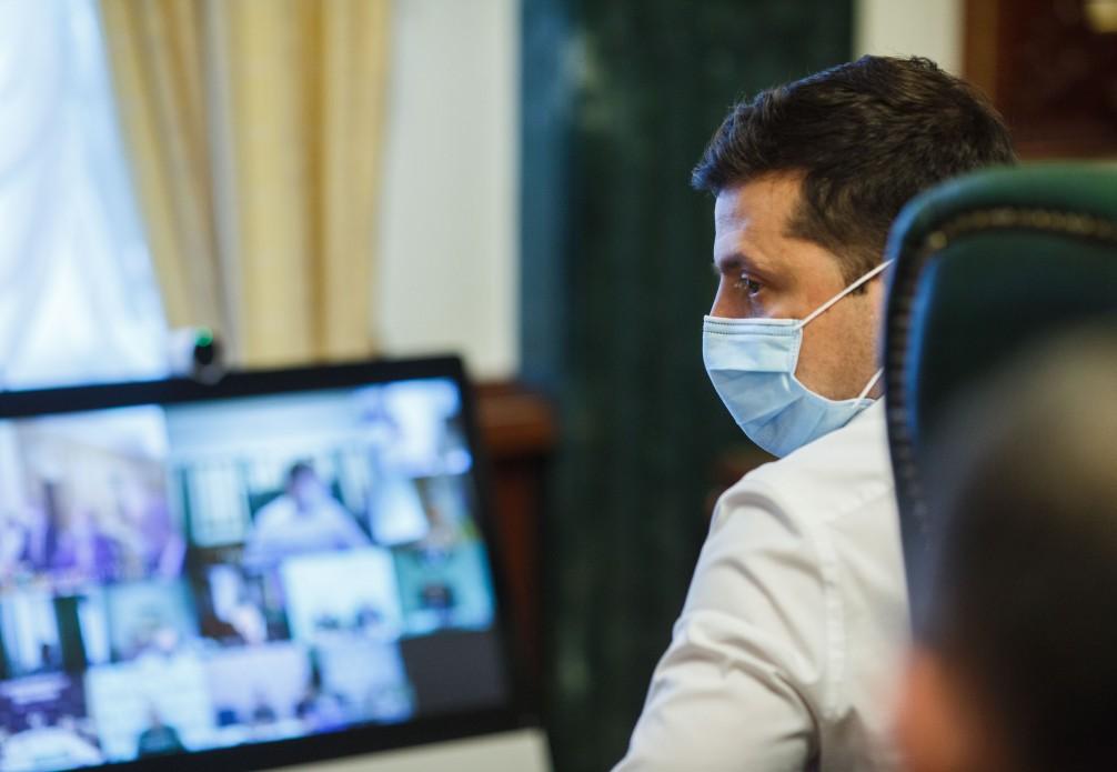 Президент України: адаптивний карантин може стати більш дієвим для контролю поширення коронавірусної інфекції